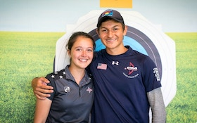 USA Archery Nominates Cowles and GNoriega to 2018 U.S. Youth Olympic Team