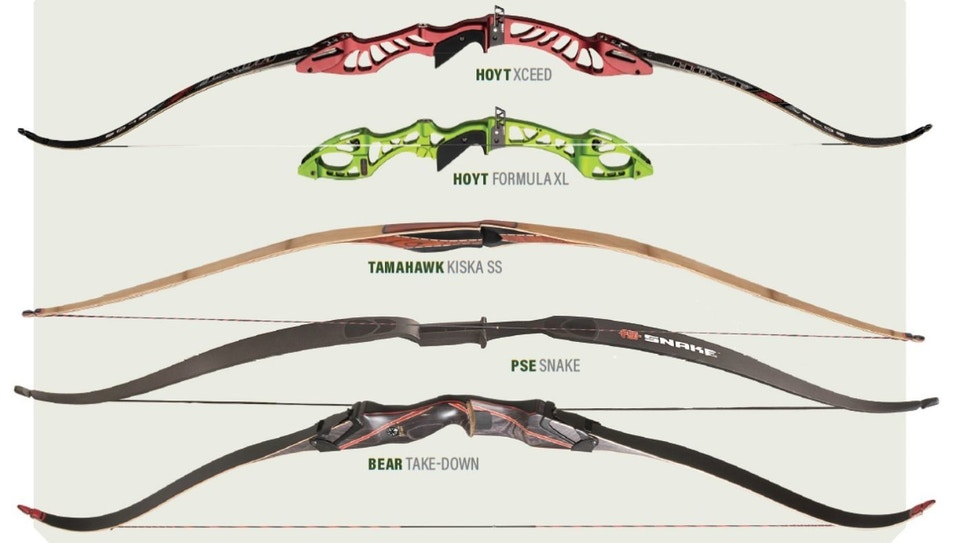 2020 Traditional Bows