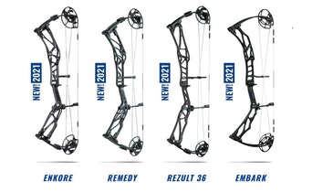 Elite Archery Announces New 2021 Bows