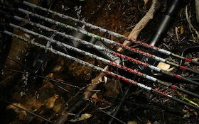 Carbon Express Maxima RED Arrows Now Available in Badlands Approach Camo