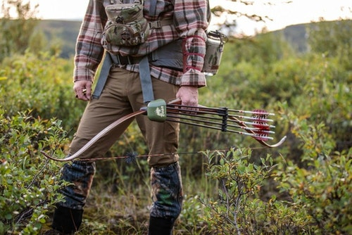 Bear Archery has never forgotten its roots and still produces fine traditional bows.