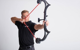 This archery training device is the coolest way to work out at work