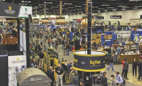 Big trade shows such as the annual ATA event are a big draw for the look-at-me types wanting nothing more than a fast-track to the top of the archery industry.