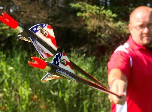 Bohning, which has been manufacturing its popular archery products in the USA since 1946, says it will continue to enforce its patents and trademarks to the fullest extent of the law.