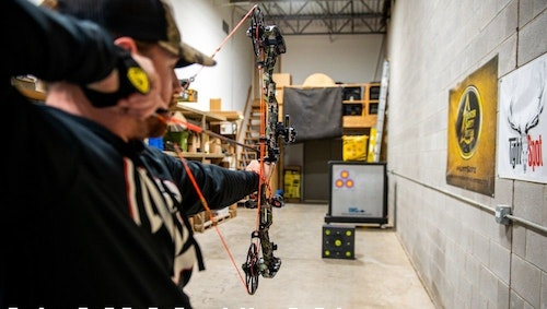 If you shoot custom bowstrings and believe in them, they'll sell naturally to your customers. You're the expert in the customer's mind, so he or she will trust your opinion.