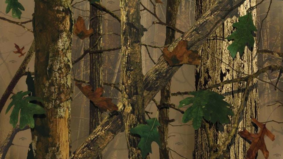 Brushy Bottom Trinity 3-D Camouflage
