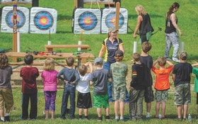 Building Partnerships to Boost Archery