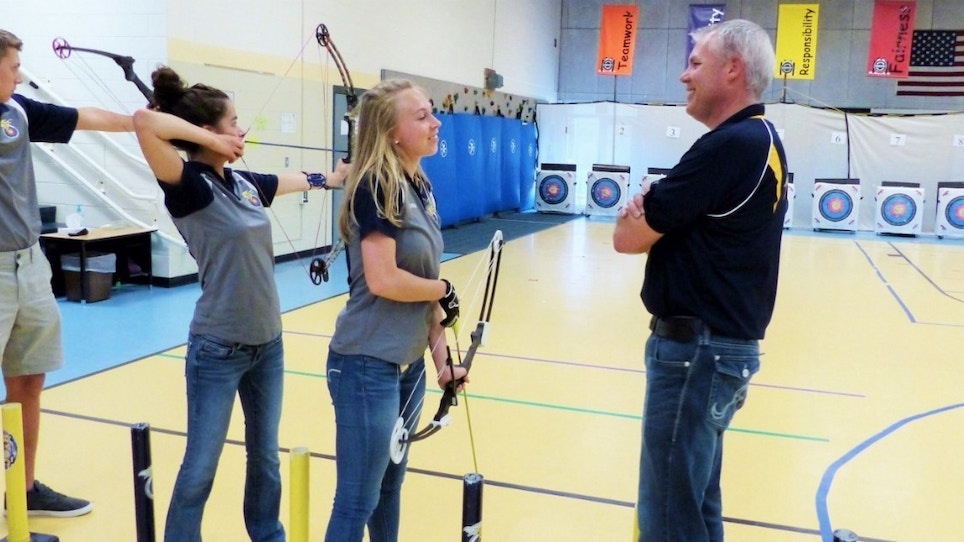 NASP Names Robert Jellison as 2018 Coach of the Year