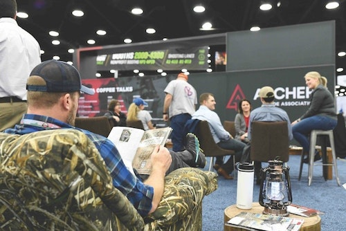 During the 2020 ATA Trade Show, there will still be a MyATA area and Coffee Talks.