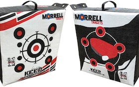 Morrell Keep Hammering Outdoor Range Bag Target