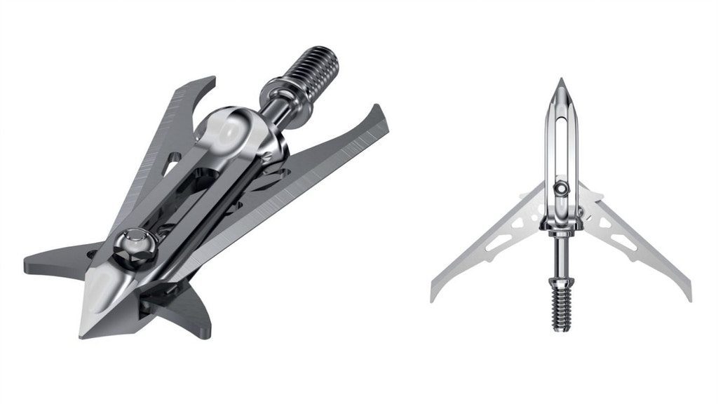 Ravin Steel Mechanical Broadhead