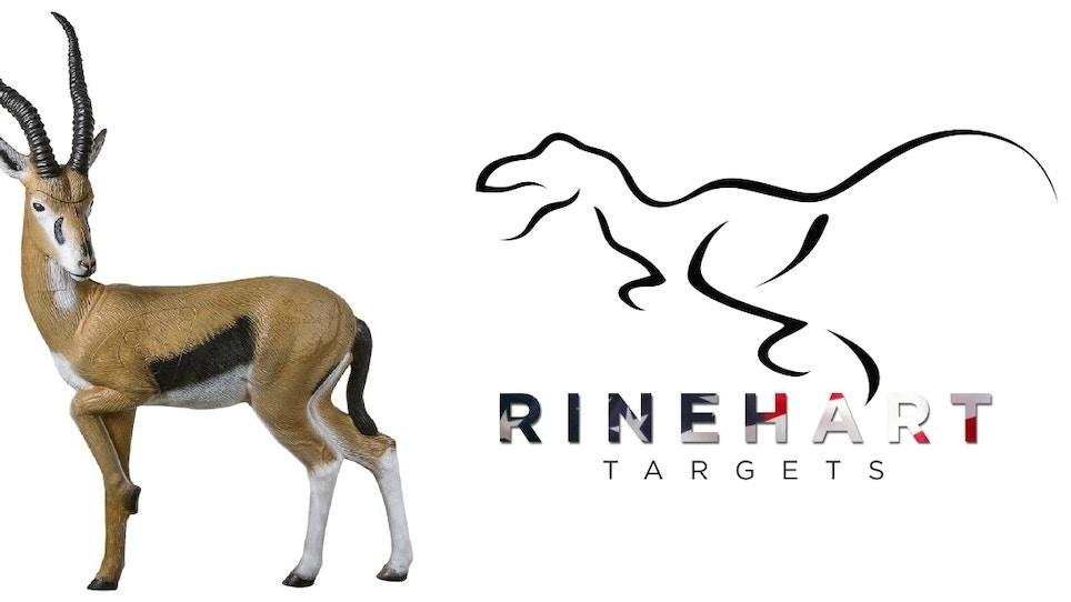Rinehart Targets New 3-D Gazelle