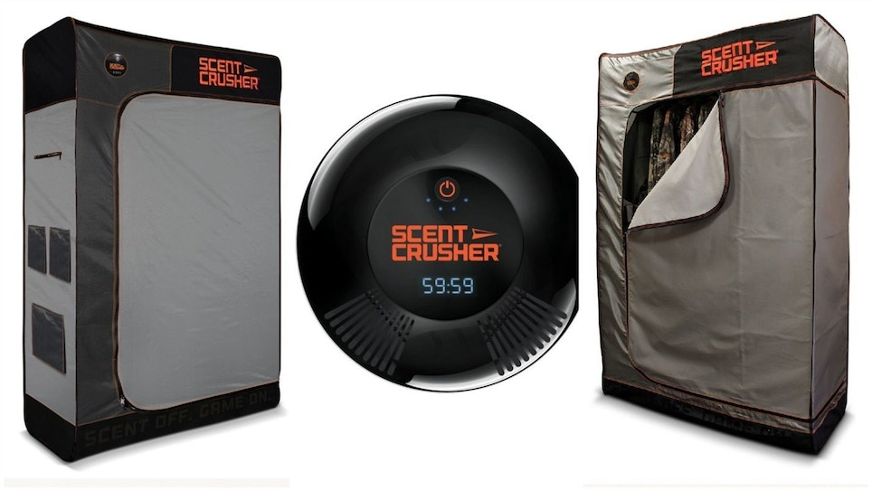 Scent Crusher Locker
