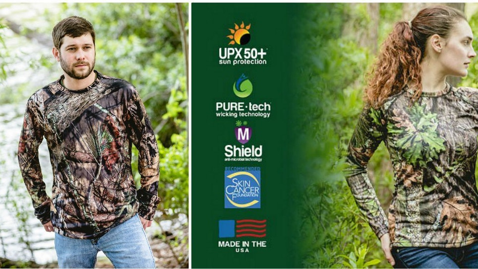 Mossy Oak Partners With Vapor Apparel to Offer Customizable Clothing