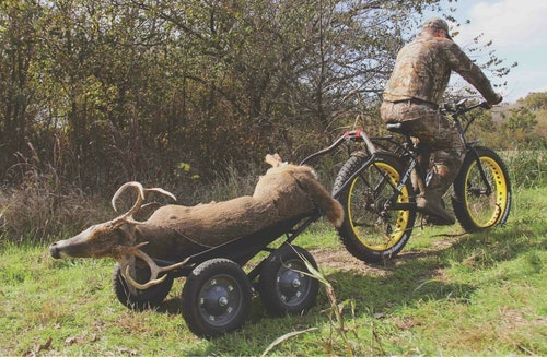 E-bikes can take a DIY public land deer hunt to an entirely new level.