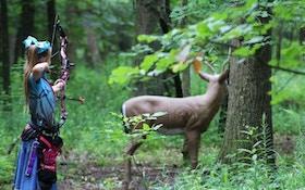 Delta McKenzie Promotes Youth Archery Through S3DA Sponsorship