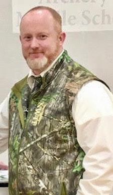 S3DA National Conservation Outreach Coordinator Robert Dunaway