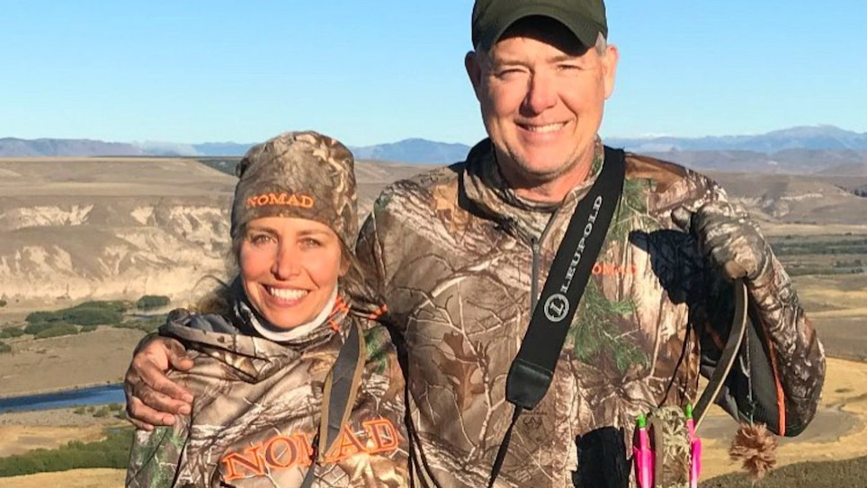 GSM Outdoors Renews Partnership With Fred and Michele Eichler