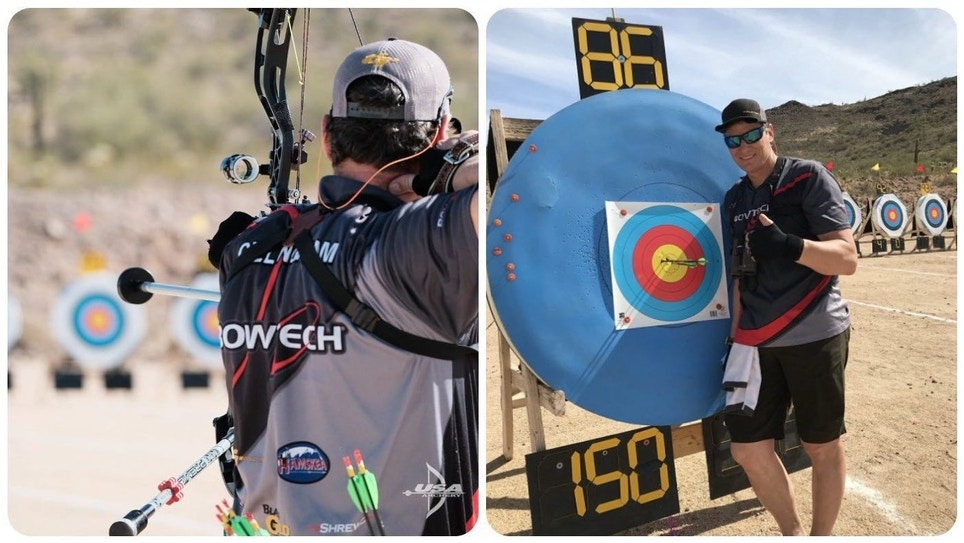 Tim Gillingham Sets Archery World Record at Arizona Cup