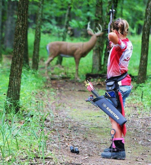 Started in December 2012 by the Scholastic Archery Association, S3DA addresses the need for a program to bridge beginning target archery experience and more advanced activities such as 3-D shooting and bowhunting.