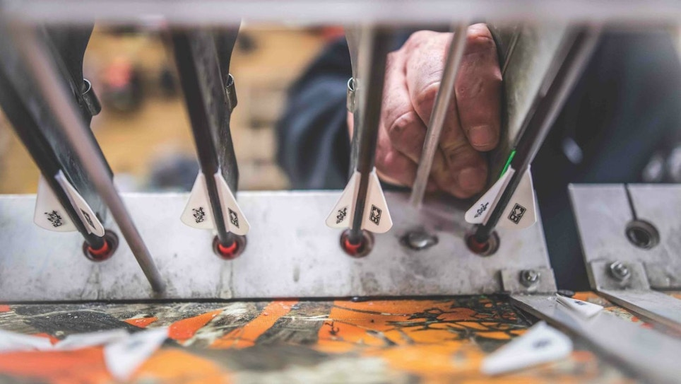 Selling the Perfect Arrows to Bowhunters