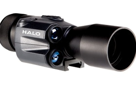 Halo Hyper X Laser Rangefinding Crossbow Scope