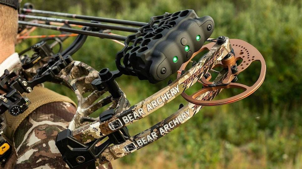 Upgraded Trophy Ridge Lighted Quivers