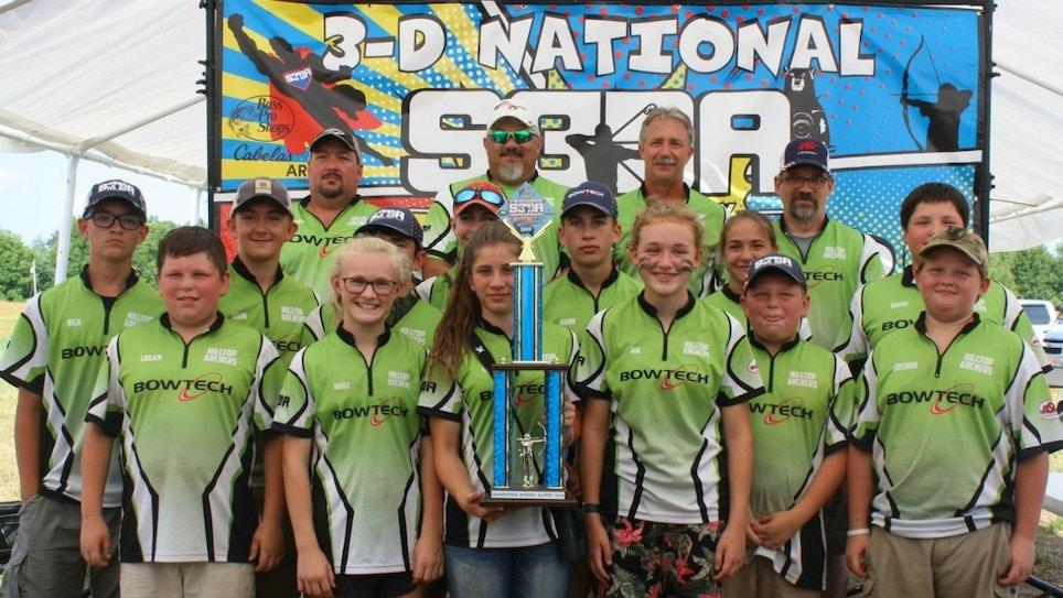 S3DA Crowns 2019 3-D National Champions