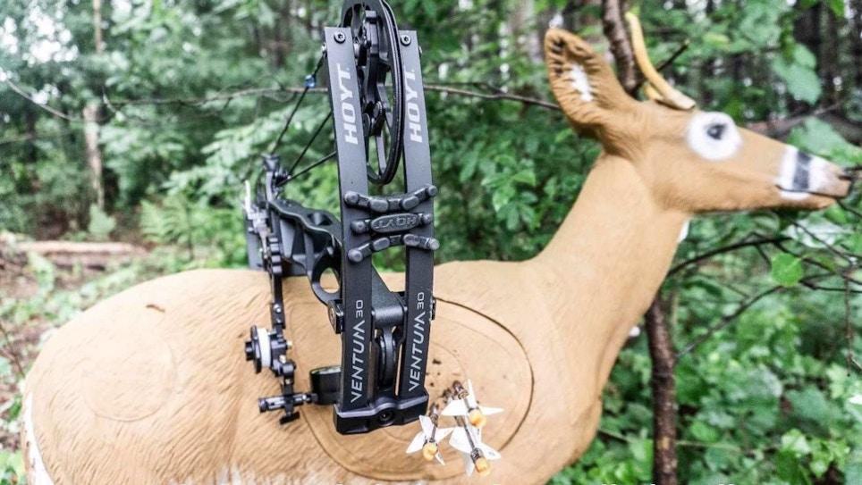 Bow Review: Hoyt Ventum 30