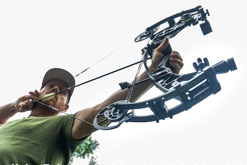 When drawing the Ventum 30, the author confirmed Hoyt's claim that the HBX Cam is Hoyt's smoothest yet.