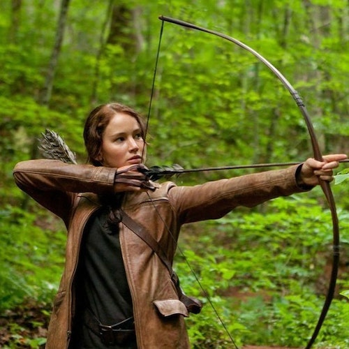 "Jennifer Lawrence increased archery awareness, and ultimately participation, with her role in the ""Hunger Game"" series of films."