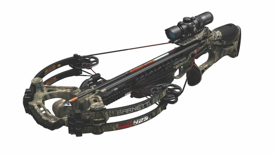 Crossbow Review: Barnett HyperGhost 425