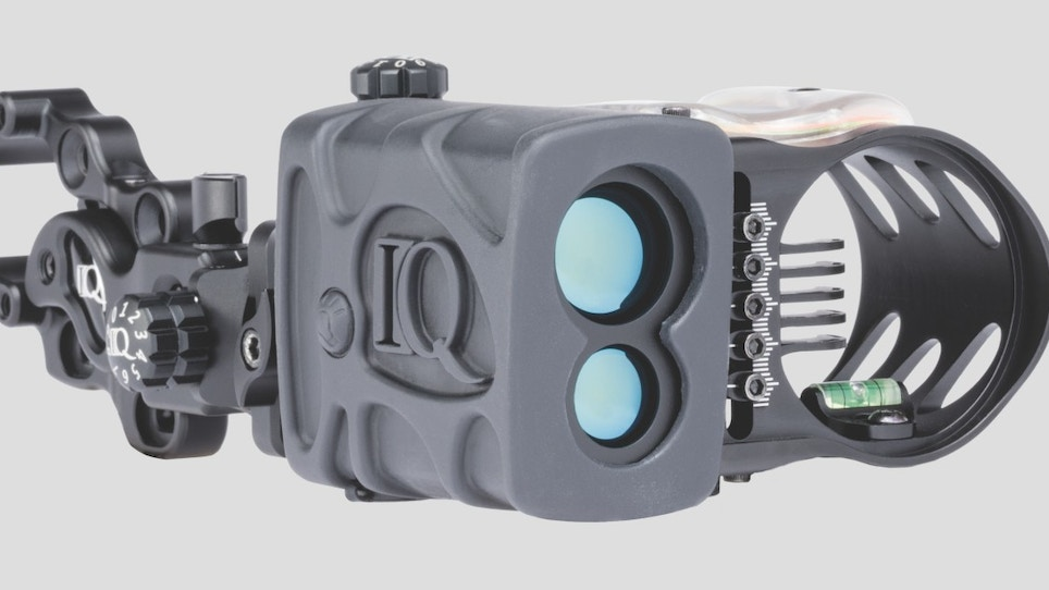 New IQ DEFINE Laser Rangefinding Bowsight
