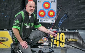 Keith Trail Shoots First Perfect 900 in Compound Senior Championship History