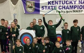 Record Participation in Recent Kentucky NASP Tournament