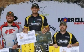 Levi Morgan Takes Top Honors at IBO Series Event