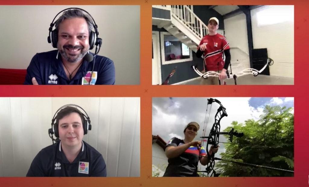 Video: Final of the 2020 World Archery Lockdown Knockout