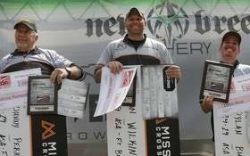 Mission Crossbows Shooters Sweep Podium — Again