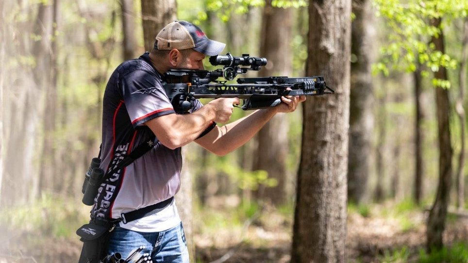 Mission Crossbows Shooters Complete Perfect 2019 Season