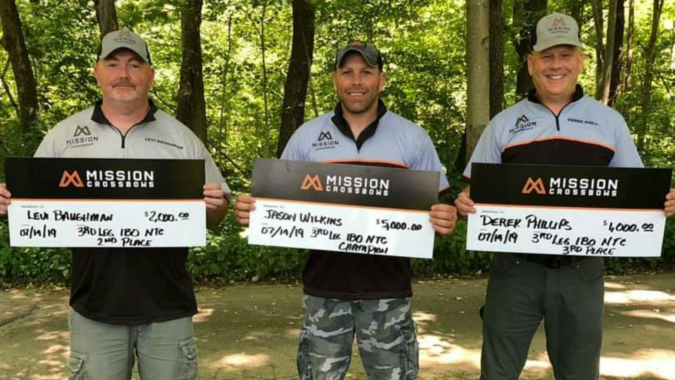 Mission Crossbows Shooters' Winning Streak Continues