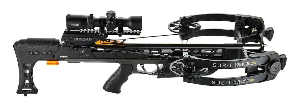Mission SUB-1 crossbow