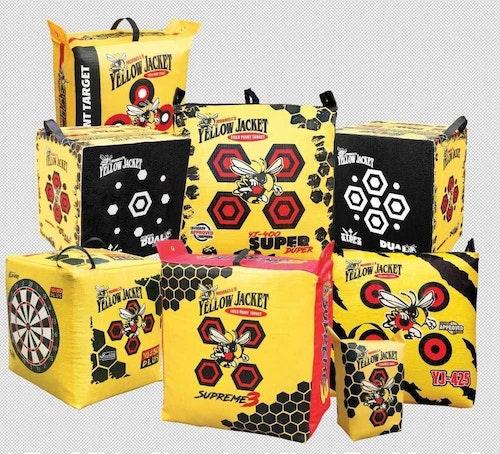 Morrell Yellow Jacket Targets