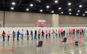 First NASP Alumni and Coaches Shoot Held in Kentucky