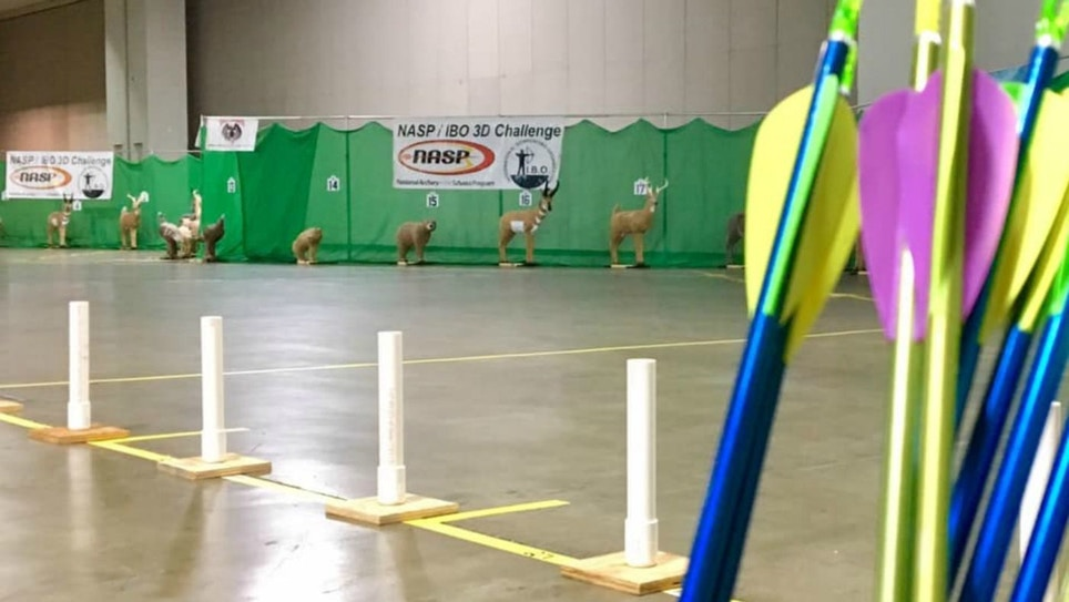 NASP/IBO 3D Challenge Continues to Benefit Student Archers