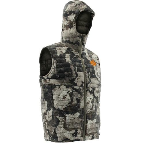 Nomad Duo-Down Hoodie Vest