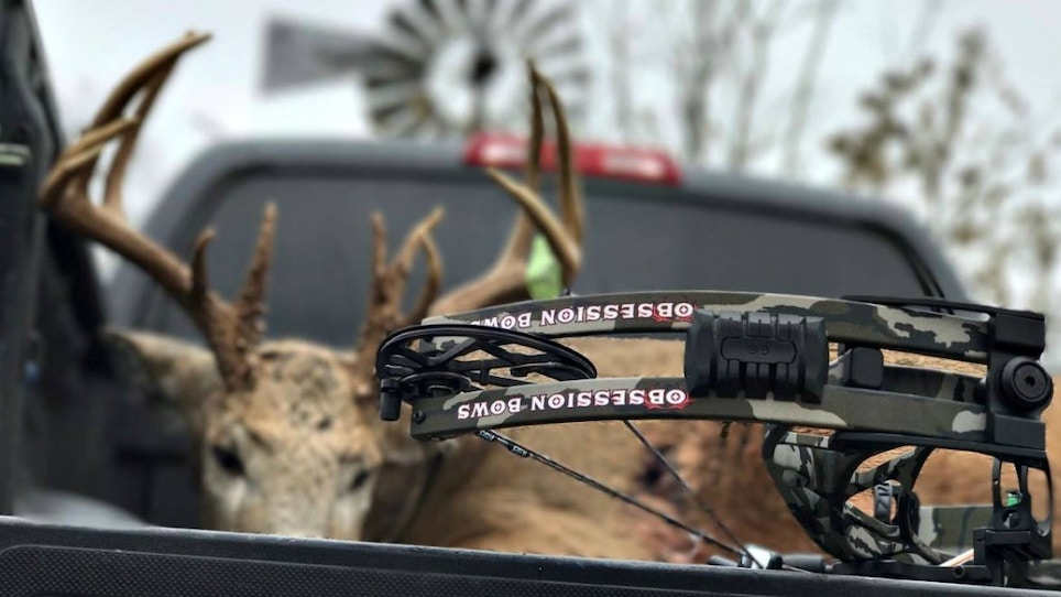 Outtech Will Lead Sales Efforts for Obsession Bows