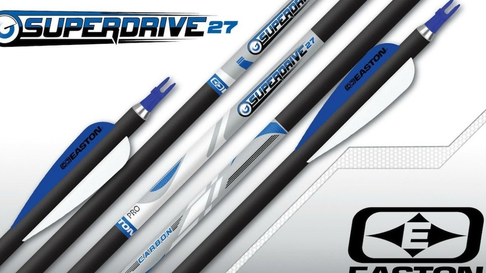 Easton SuperDrive 27 PRO Offers Maximum Accuracy and Line-Cutting Performance