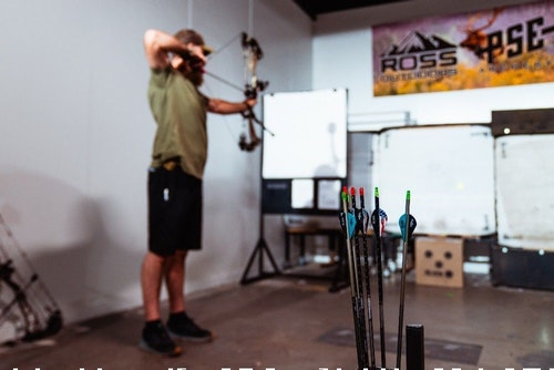 Archery shops should be prepared to demonstrate the pros and cons of extreme F.O.C. setups to customers who walk in the door asking for it.