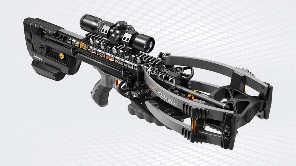 Ravin R500E Crossbow Breaks the 500 fps Speed Barrier