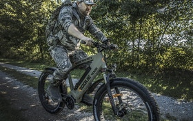 From street to field: true off-road electric bikes from Rogue Ridge